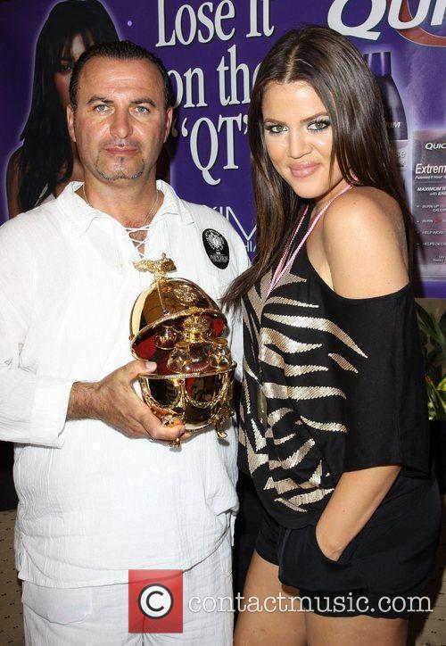 Khloe Kardashian and Henrick 10