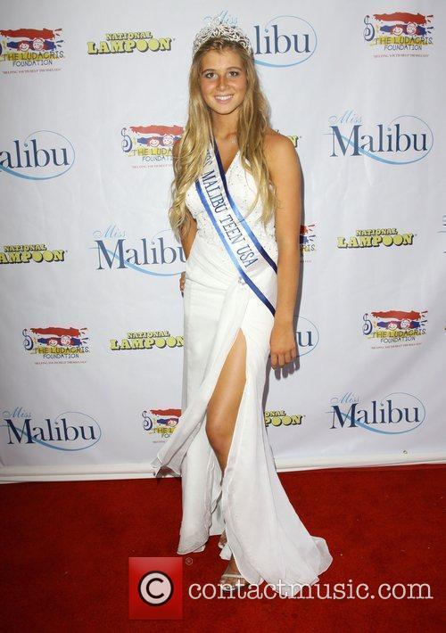 Miss Teen Malibu 2009 Farah Griffin 3