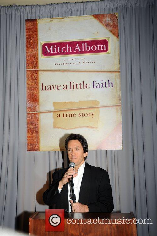 Mitch Albom launches his latest book, 'Have a...