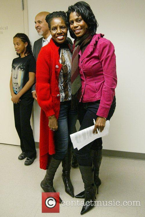 Omarosa Manigault-Stallworth and her mother Michael Jackson Talent...