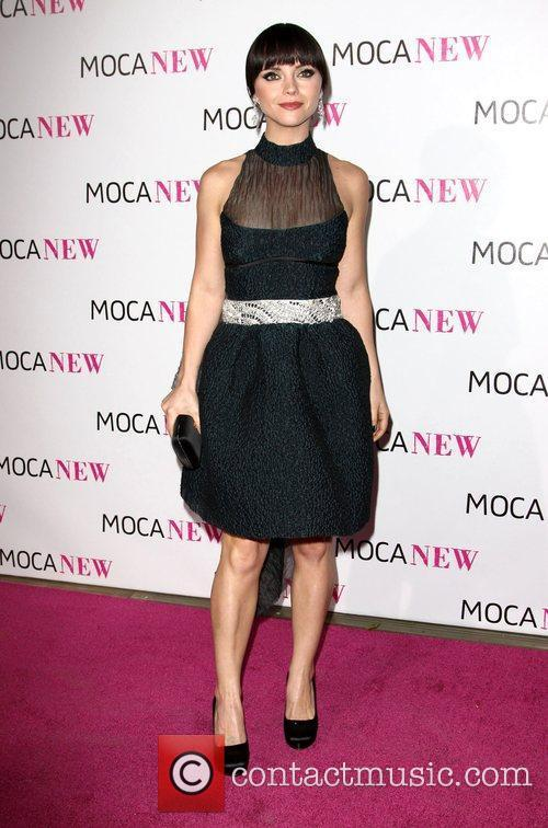 Christina Ricci MOCA New 30th Anniversary Gala -...