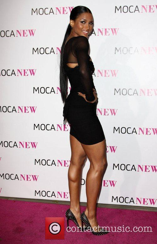 Ciara MOCA New 30th Anniversary Gala - arrivals...