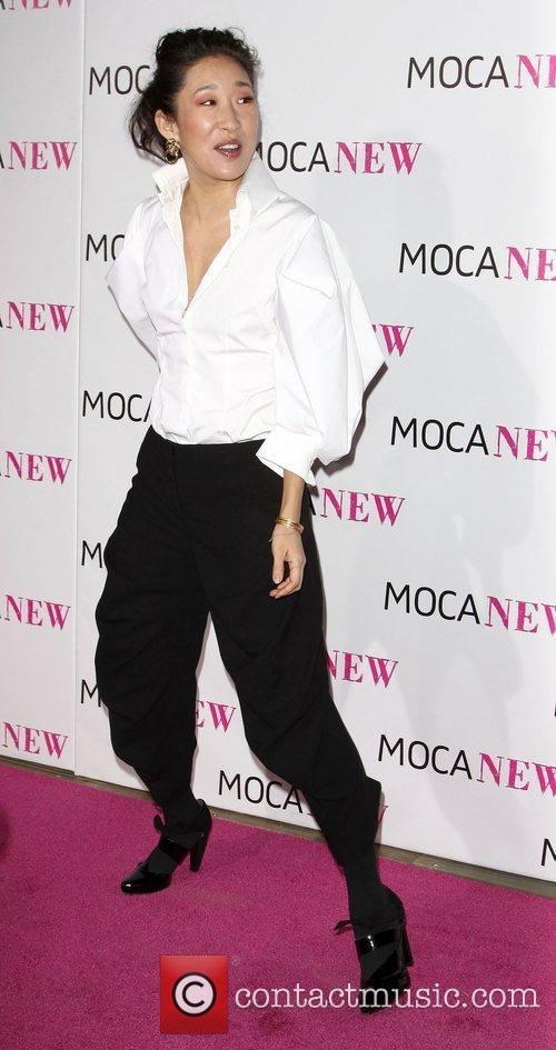 Sandra Oh MOCA New 30th Anniversary Gala -...