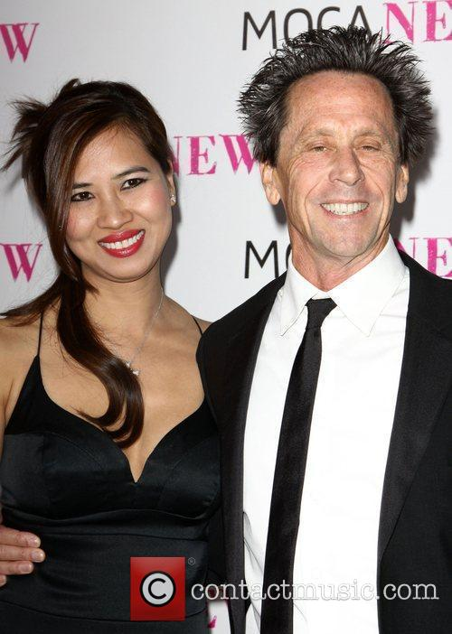Brian Grazer and Guest MOCA New 30th Anniversary...