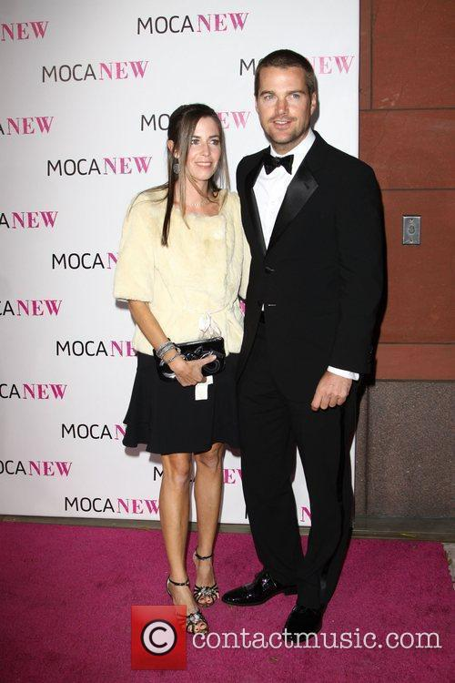 Chris O' Donnell Caroline O' Donnell 11