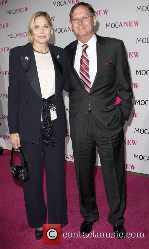 Deborah Raffin and Guest MOCA New 30th Anniversary...