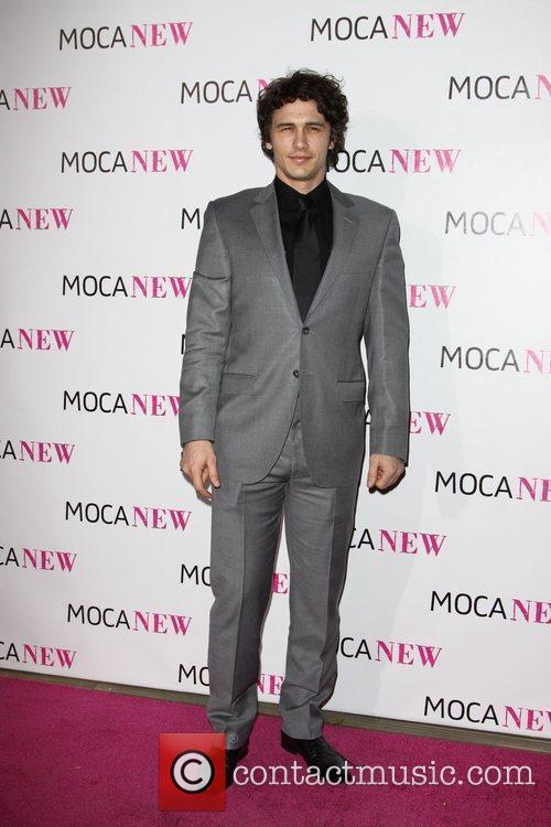 James Franco MOCA New 30th Anniversary Gala -...