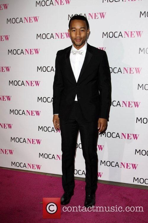John Legend MOCA New 30th Anniversary Gala -...