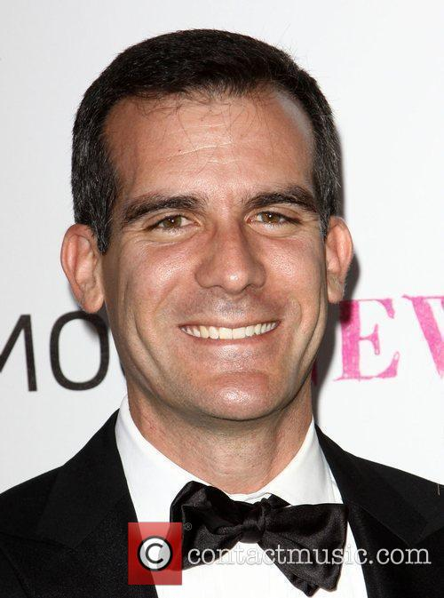 Los Angeles Councilmember Eric Garcetti MOCA New 30th...