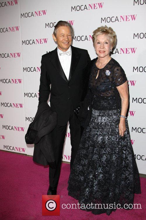 Michael York and wife MOCA New 30th Anniversary...