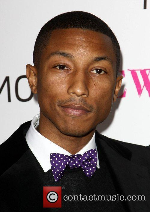 Pharrell Williams MOCA New 30th Anniversary Gala -...