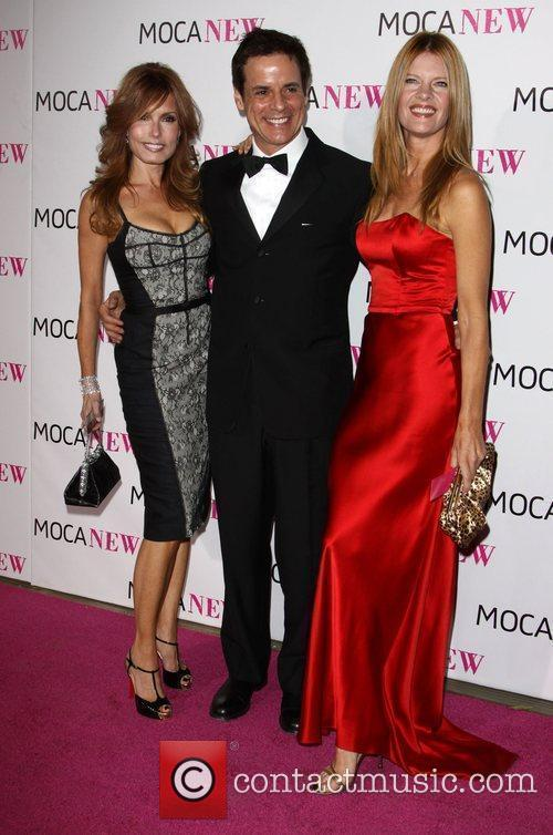 Tracey Bregman, Christian LeBlanc and Michelle Stafford MOCA...