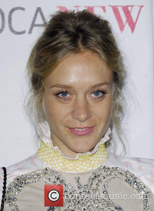 Chloe Sevigny arrives at the MOCA New 30th...