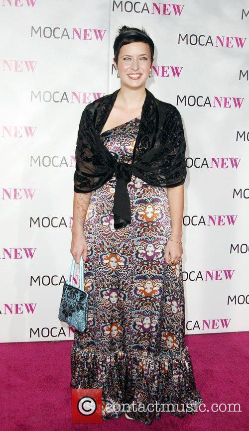 Diablo Cody arrives at the MOCA New 30th...