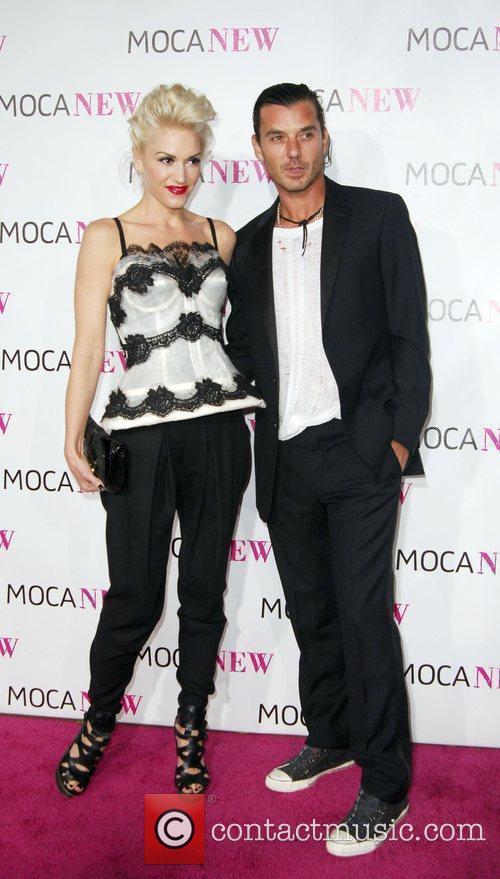 Gwen Stefani and Gavin Rossdale 1
