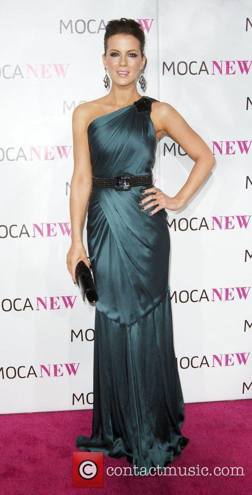 Kate Beckinsale arrives at the MOCA New 30th...