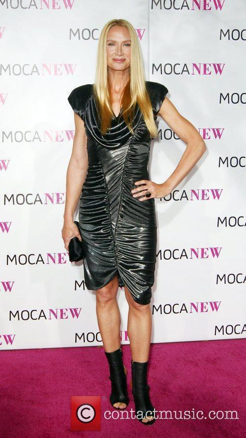 Kelly Lynch arrives at the MOCA New 30th...