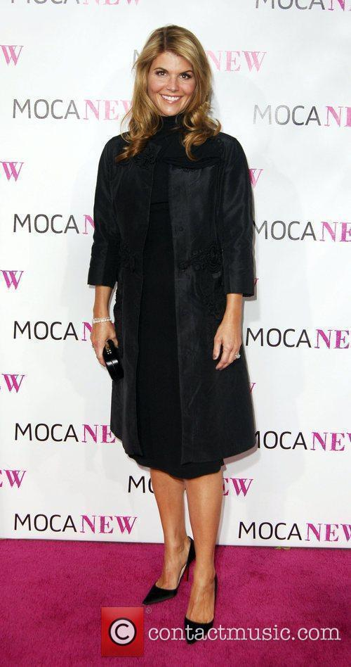Lori Loughlin arrives at the MOCA New 30th...