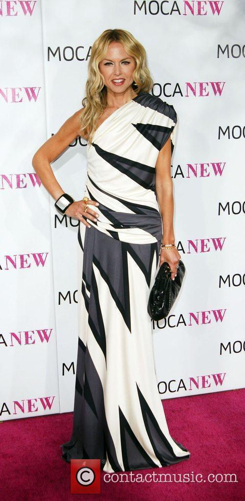 Rachel Zoe arrives at the MOCA New 30th...