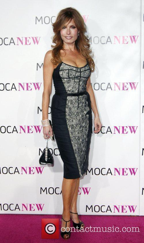 Tracey Bregman arrives at the MOCA New 30th...