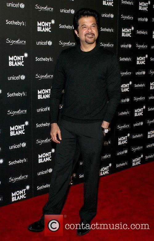 Anil Kapoor Montblanc hosts a Charity Auction Gala...