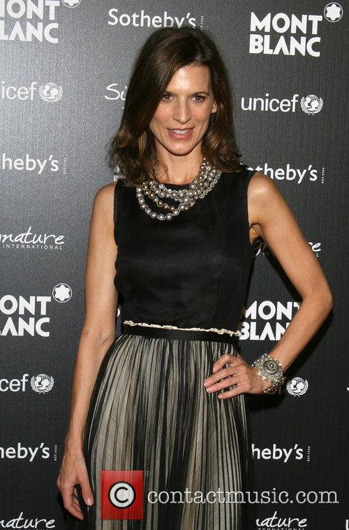 Perrey Reeves Montblanc hosts a Charity Auction Gala...