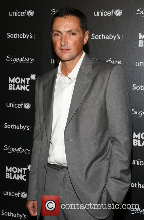 Roger Moenks Montblanc hosts a Charity Auction Gala...