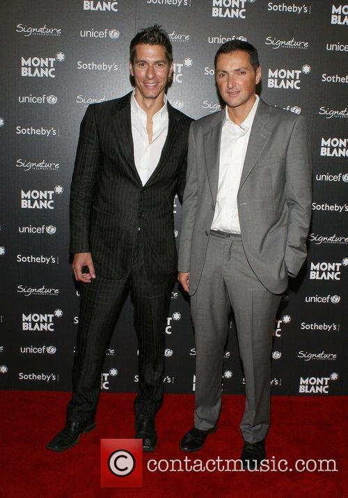 Montblanc hosts a Charity Auction Gala To Benefit...