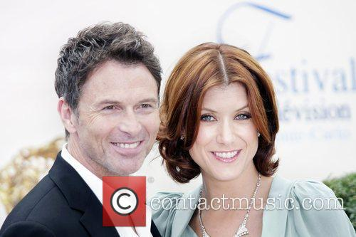 Kate Walsh and Tim Daly Monte Carlo Television...