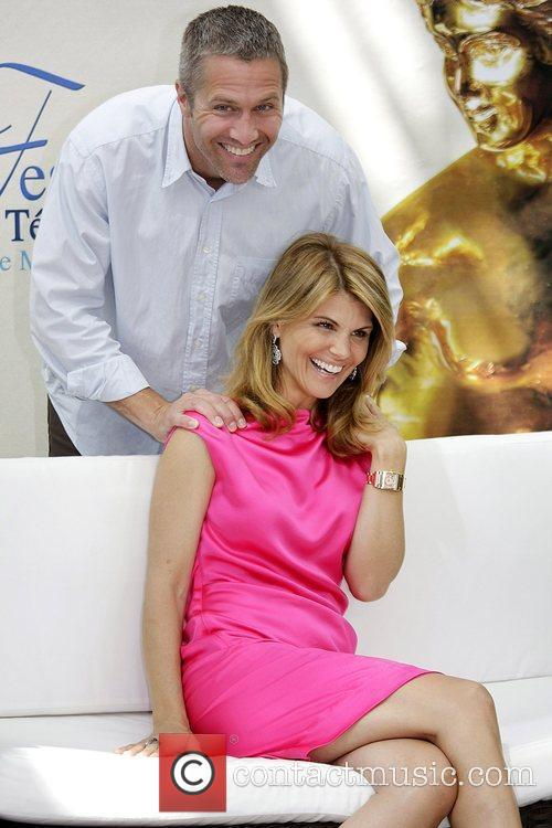 Lori Loughlin and Rob Estes