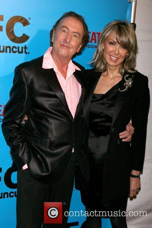 Eric Idle and guest Monty Python 40th anniversary...