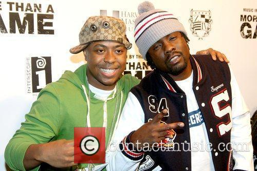 DJ Webstar and Wale album release party for...