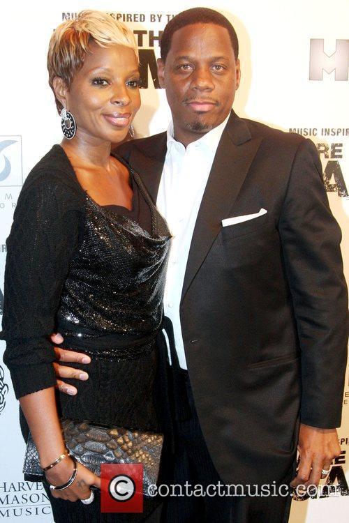 Mary J Blige and Martin Kendu Isaacs 3