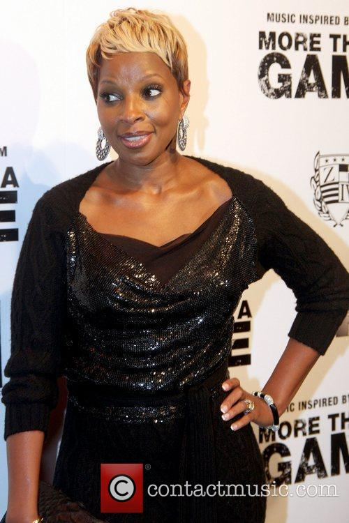 Mary J. Blige album release party for 'More...