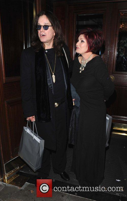 Ozzy Osbourne and Sharon Osbourne 3