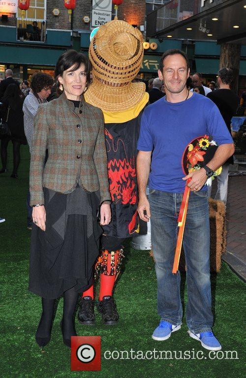 Jason Isaac and Prince Charles 1