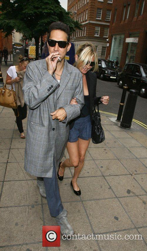 Jamie Hince and Kate Moss 6