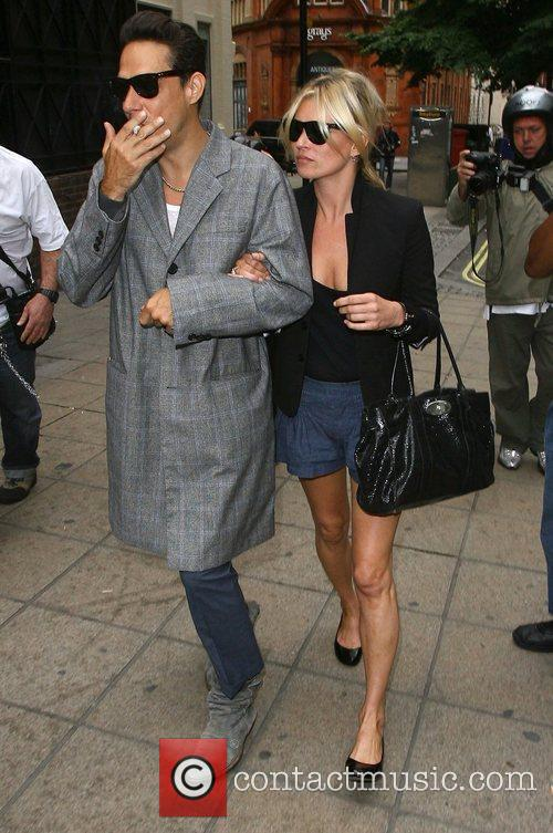 Jamie Hince and Kate Moss 10