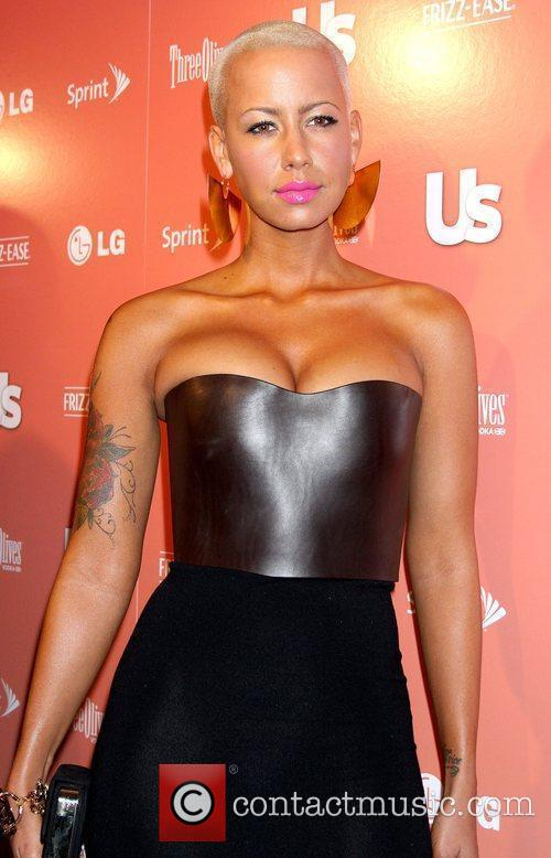 Amber Rose US Weekly host the 25 Most...