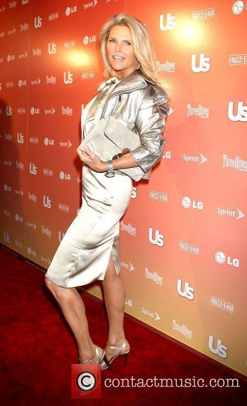 Christie Brinkley US Weekly host the 25 Most...