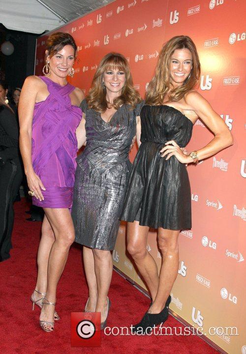 Luann deLesseps, Jill Zarin and Kelly Bensimon US...