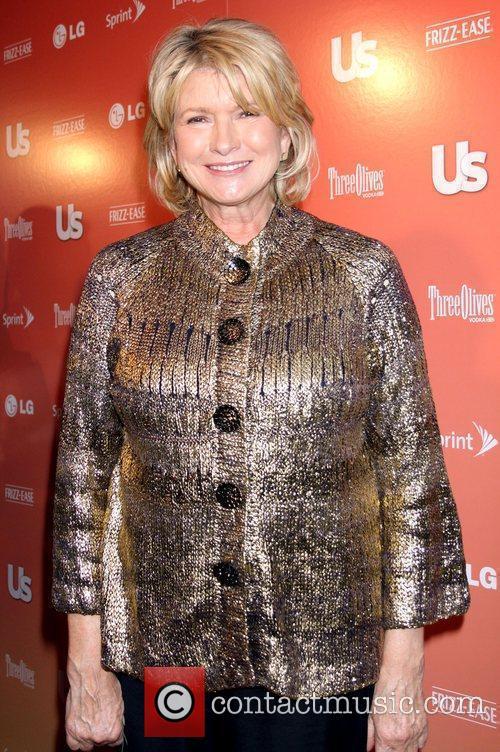 Martha Stewart US Weekly host the 25 Most...