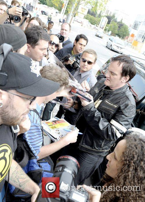 Quentin Tarantino and Mtv 8