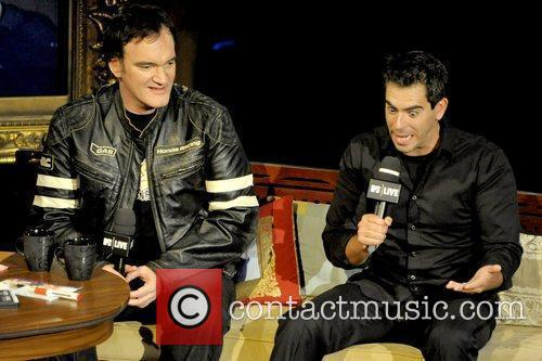 Quentin Tarantino and Mtv 5