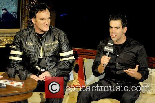 Quentin Tarantino and Mtv 2