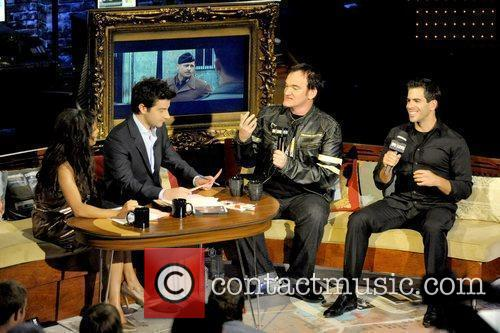 Quentin Tarantino and Mtv 10