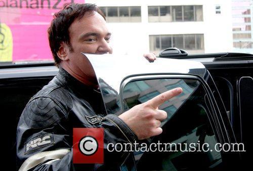 Quentin Tarantino and MTV 4