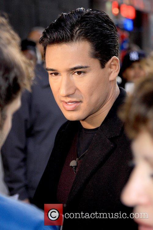 Mario Lopez and Mtv 6