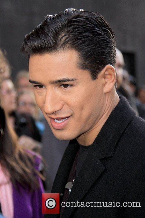 Mario Lopez and Mtv 7
