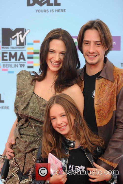 Asia Argento and Mtv 3